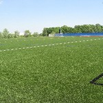 Outdoor Turf Fields horizontal view